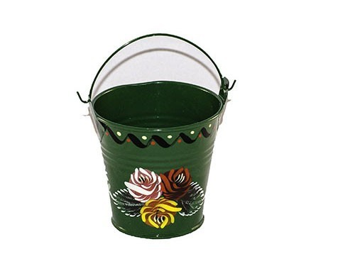 Canal Decorated Buckets