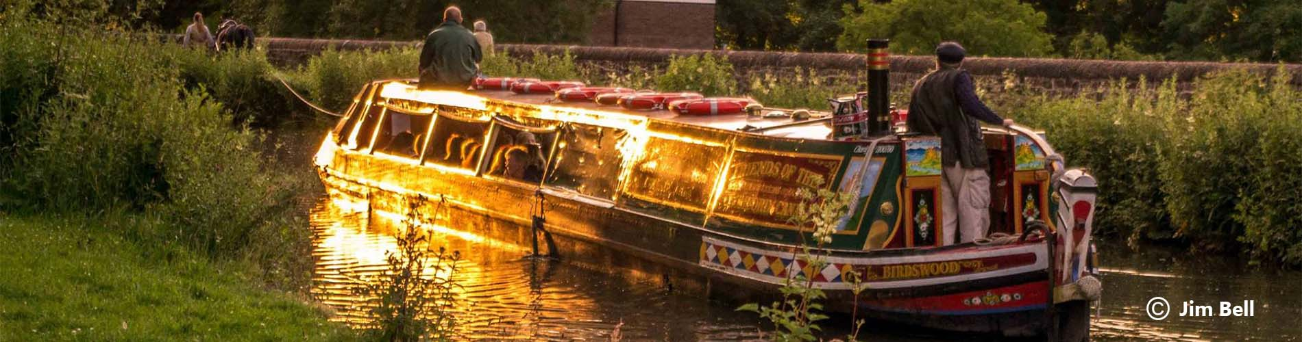 Book a trip on Birdswood, Cromford Canal