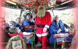 Birdswood Santa Specials