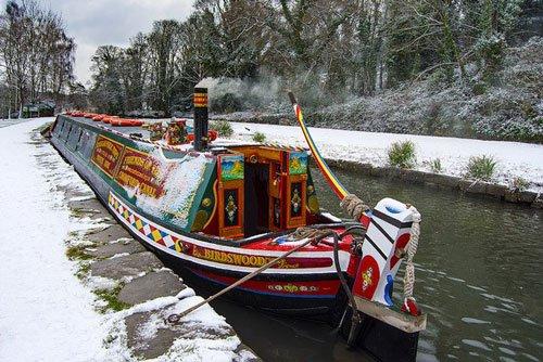 Birdswood Santa boat trips